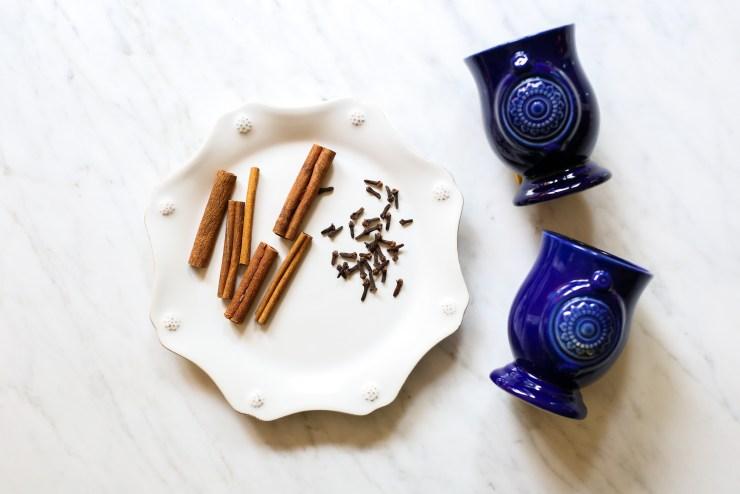 Cinnamon Sticks and cloves