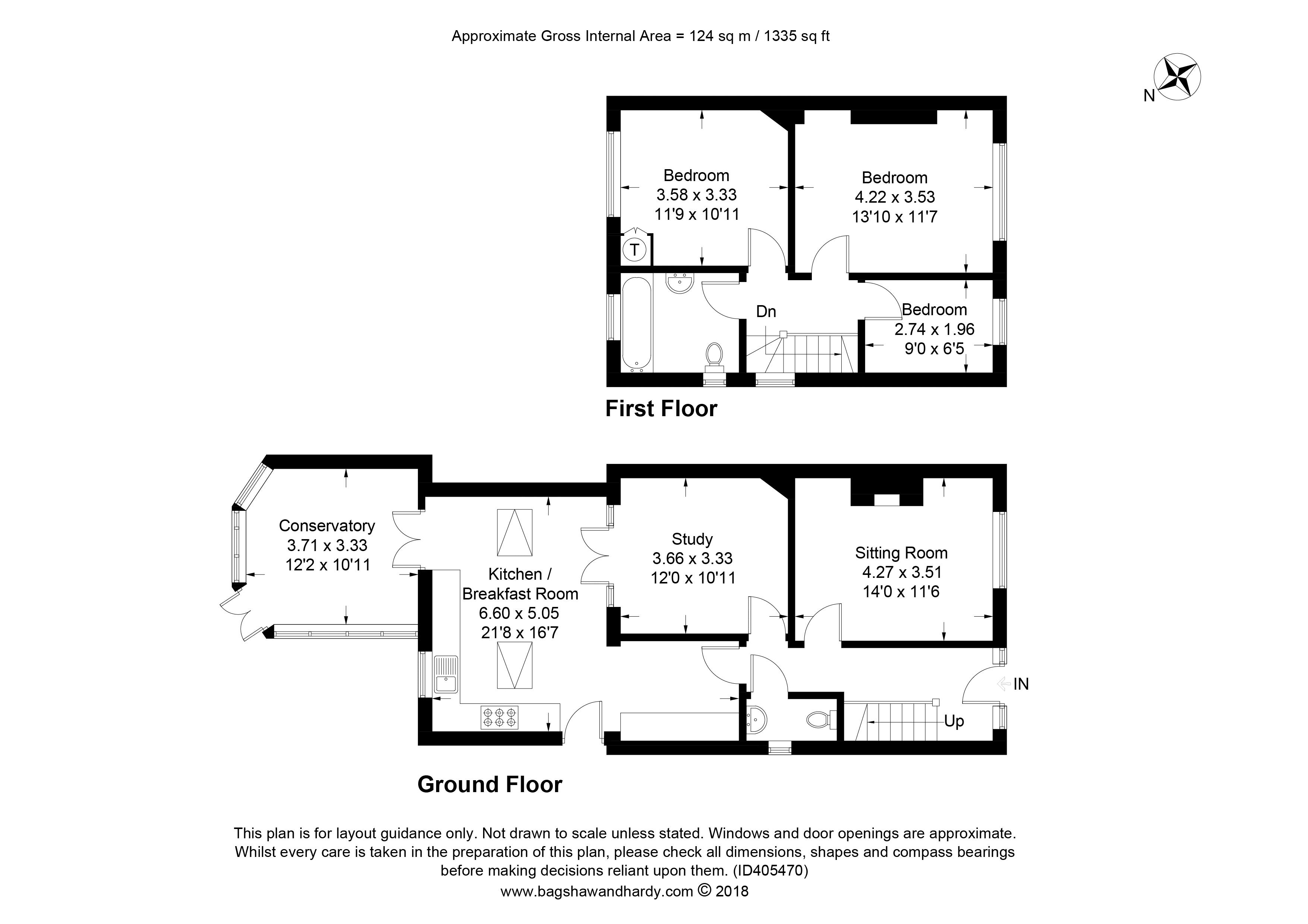 3 Bed Detached House For Sale In Deepdene Avenue Road