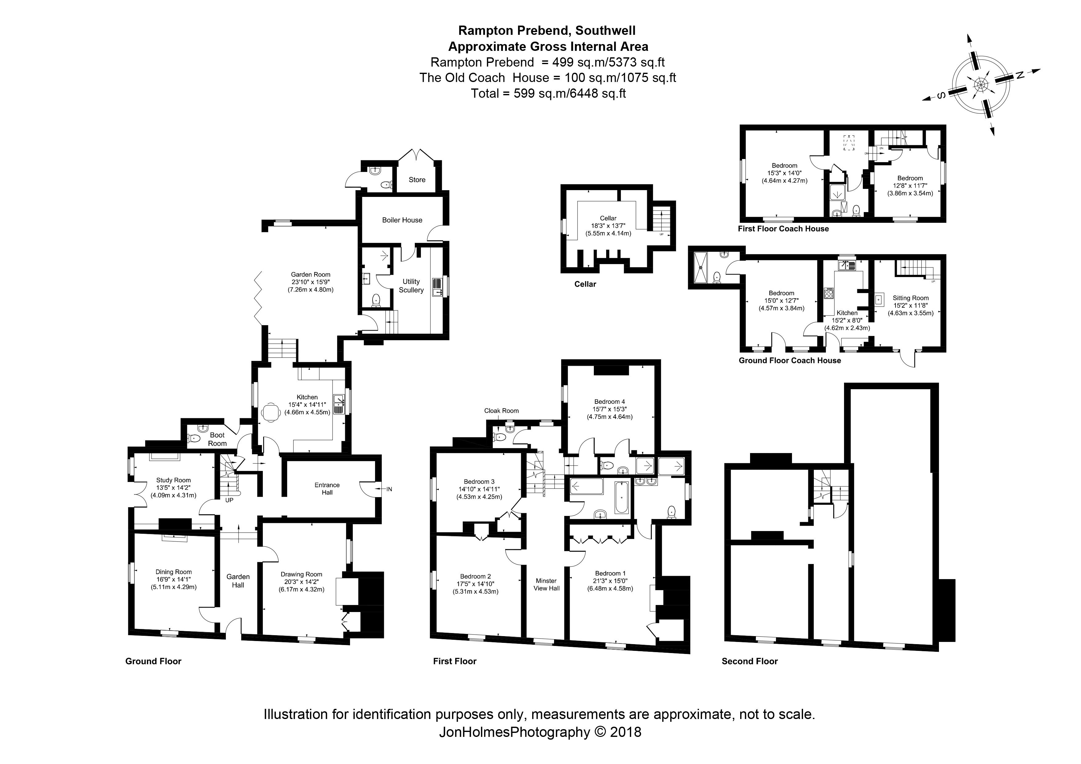 Westgate Southwell Ng25 7 Bedroom Property For Sale