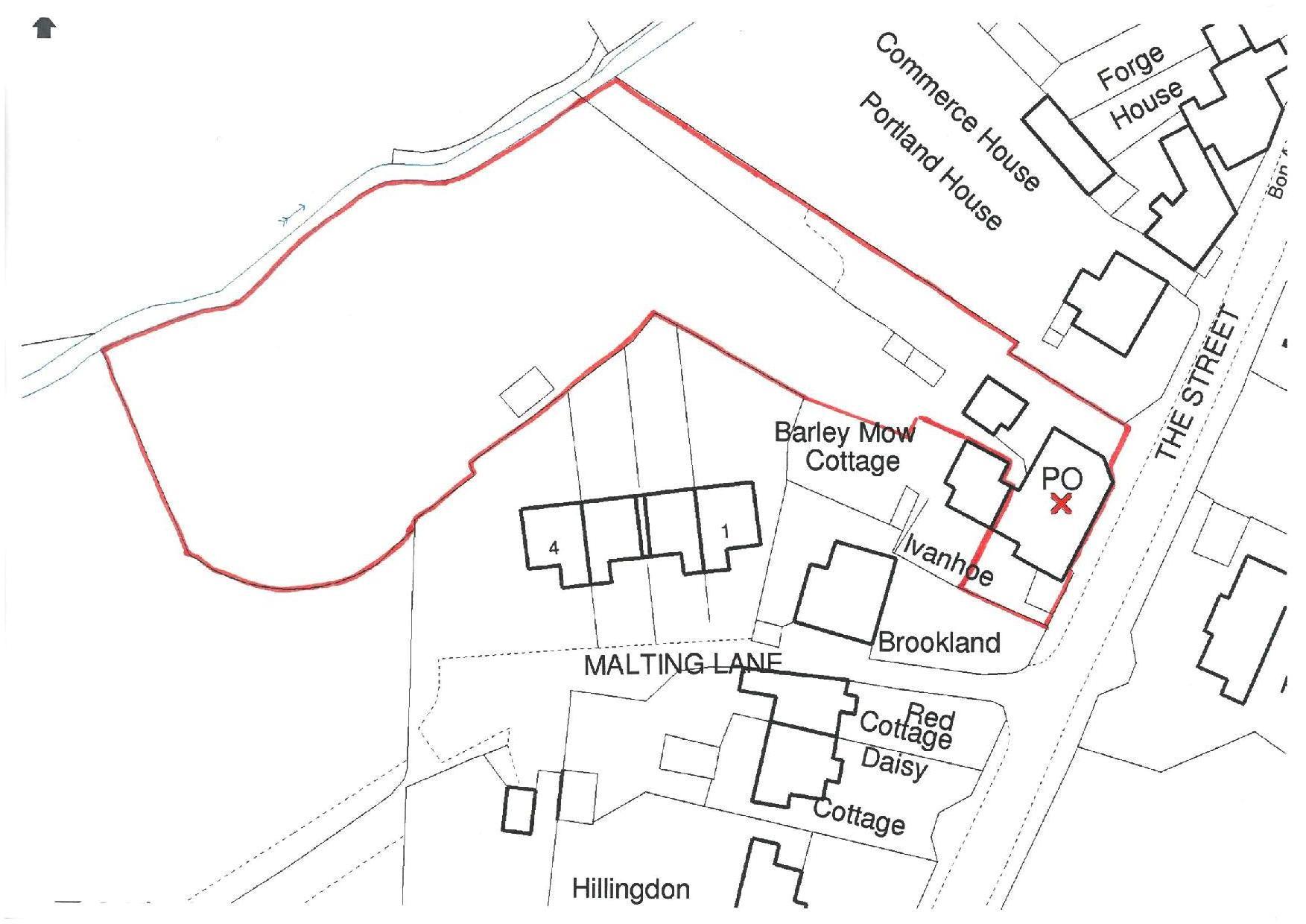 Rose Hill Grundisburgh Woodbridge Ip13 5 Bedroom Semi