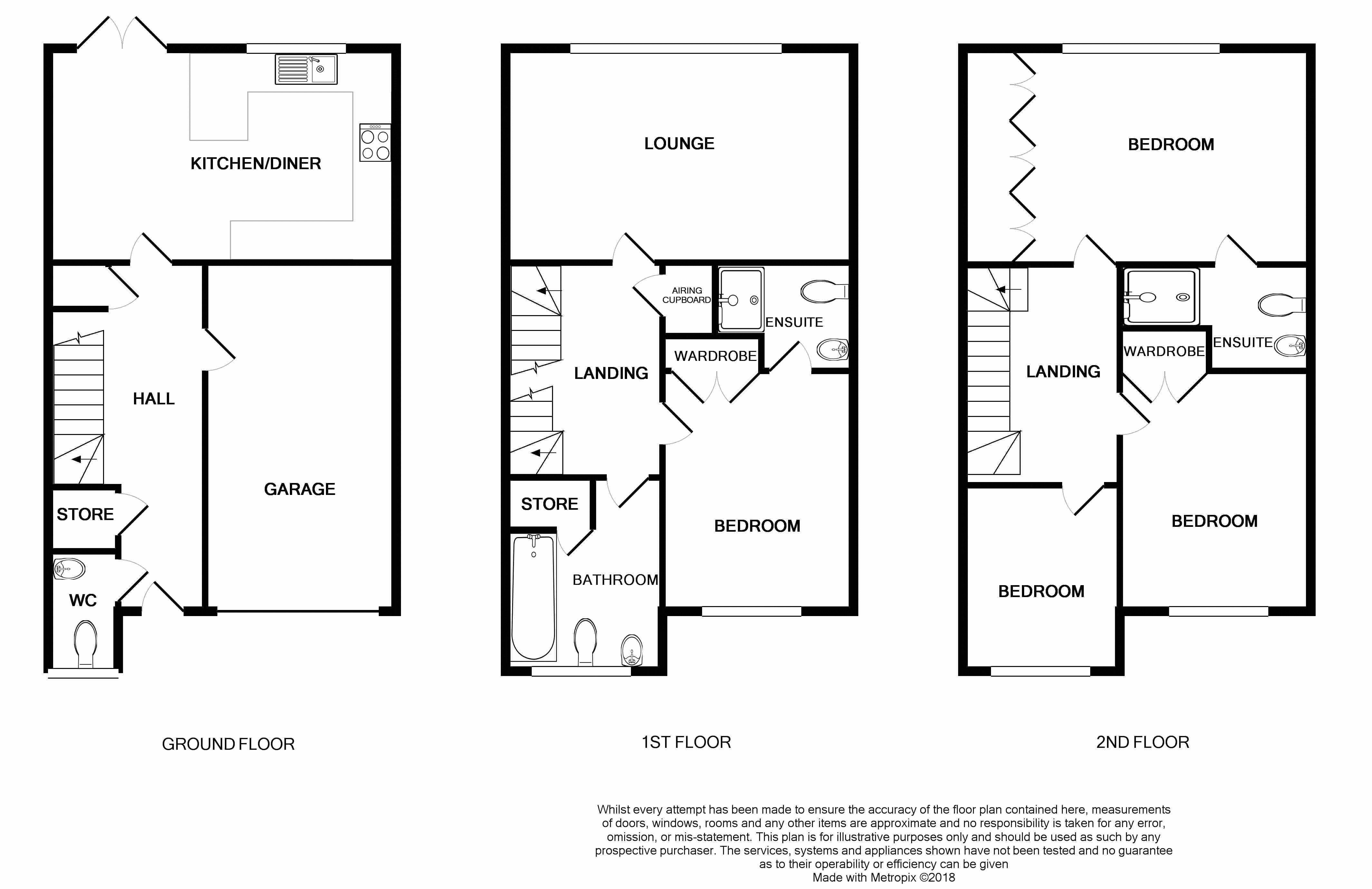 4 Bed Semi Detached House For Sale In Heol Y Dryw Rhoose