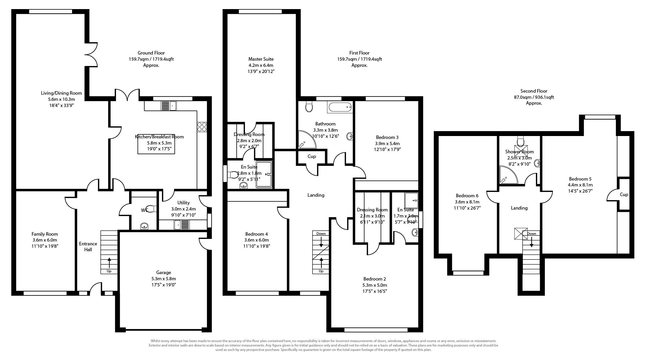Forest Lane Papplewick Nottingham Ng15 6 Bedroom