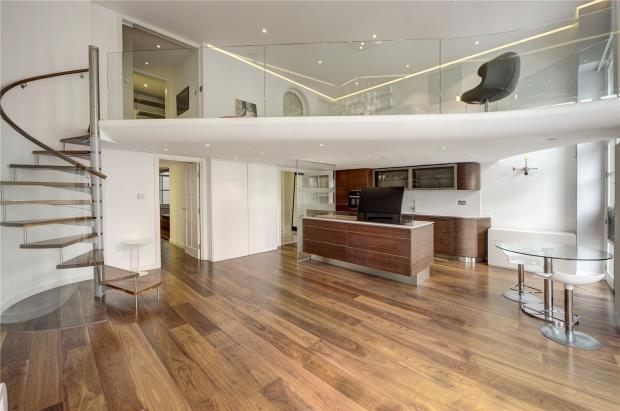 1 Bedroom Flat For Sale In Pont Street Knightsbridge