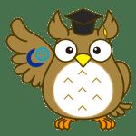 フクロウ ロゴ