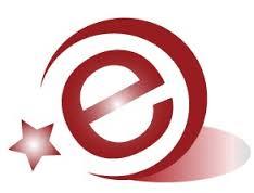 E room logo