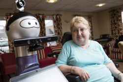 Introducing Alfie – the prototype robot helping elderly people stay independent for longer