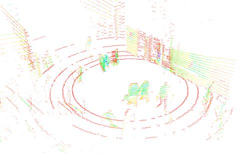 L-CAS 3D Point Cloud People Dataset – Lincoln Centre for Autonomous
