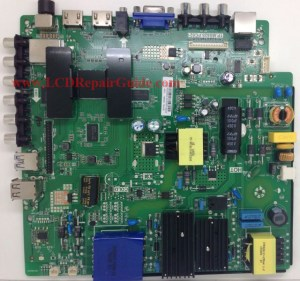 Universal LCD LED TV Mainboard TPMS628PC821 Schematic