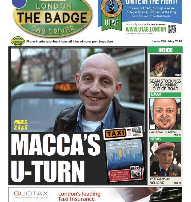 The Badge May Issue