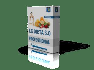 Software per nutrizionisti LC Dieta 3.0