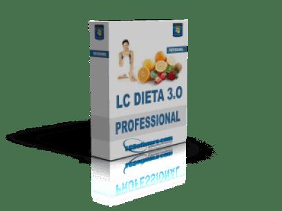 LC Dieta 3.0 Software per nutrizionisti calcolo calorie fabbisogno calorico peso ideale