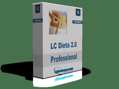 LC Dieta 2.0 Software dieta per calcolo calorie peso ideale fabbisogno calorico
