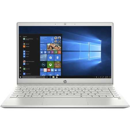 "Laptop HP Pavilion 13-an1005nq, Intel Core i7-1065G7 pana la 3.9GHz, 13.3"" Full HD, 8GB, SSD 512GB, Intel Iris Plus Graphics, Windows 10 Home, argintiu"