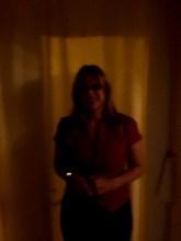 the unrecognisable blur