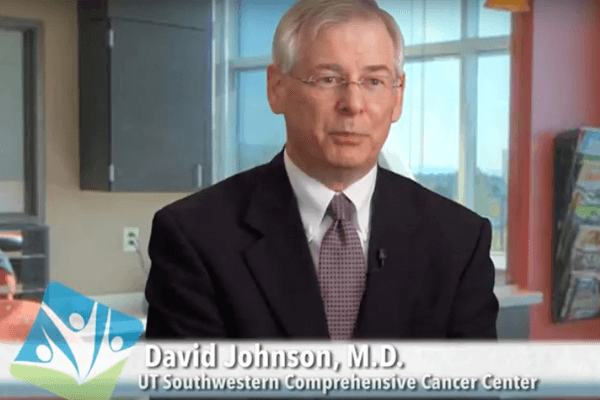 Dr David Johnson video caregiving