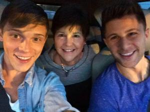 Christmas Tour with Jac, Matt and Eli