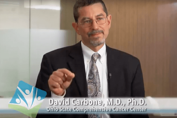 Dr. David Carbone, The Ohio State University