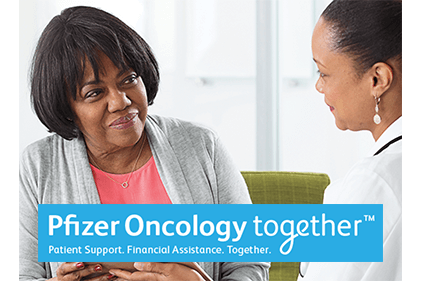 Pfizer Oncology together