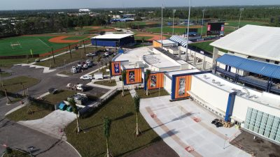 Mets Field at Clover Park in Port St Lucie