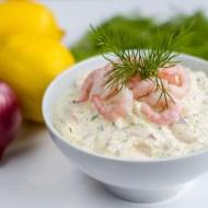 Salata Skagen (skagenröra)