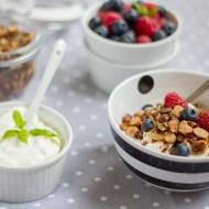 Iaurt cu musli/granola LCHF