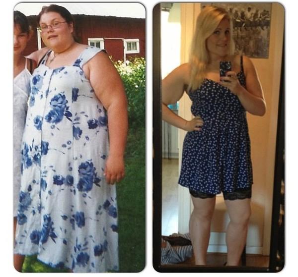 lchf succesul pierderii în greutate