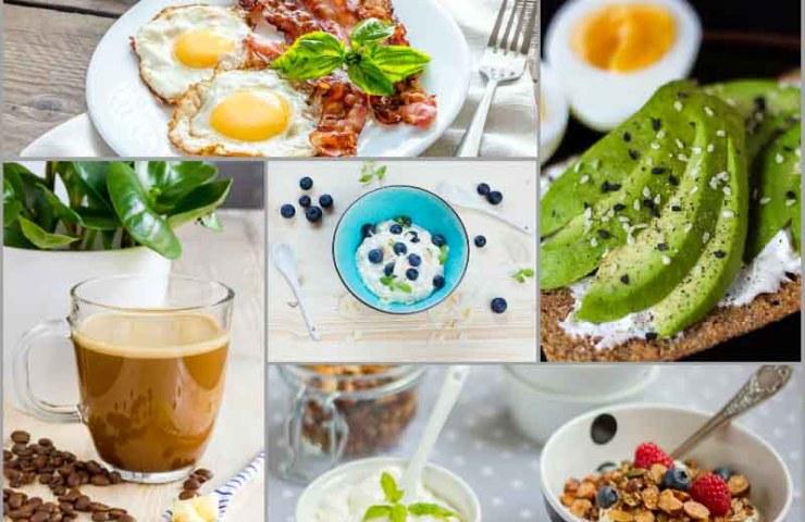 7 idei de mic dejun LCHF (Low Carb High Fat)