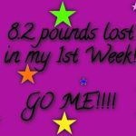 1 Week on #LCHF How Much Have I lost? #Healthy