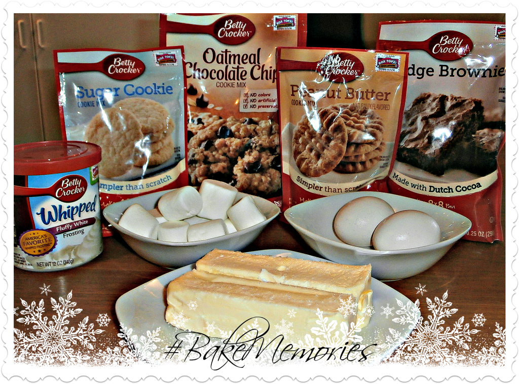 Easy & Delicious Holiday or Anytime Cookies! #BakeMemories @BettyCrocker