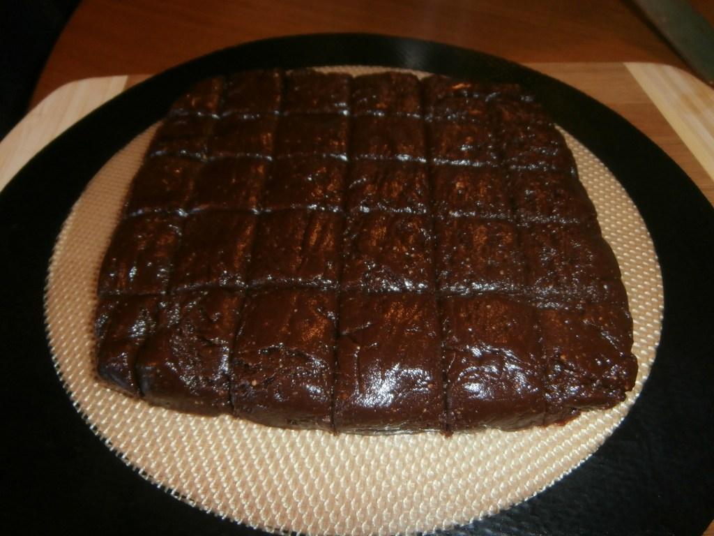 Chocolate Peanut Butter Fudge! #LCHF
