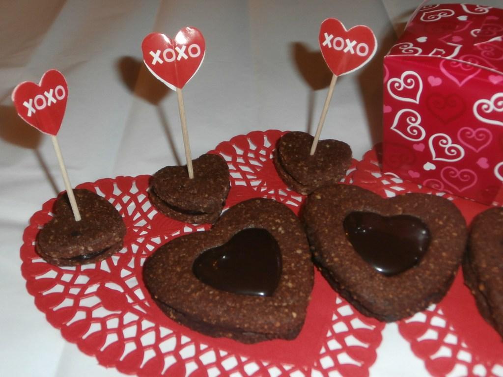 Valentines Day Cookies! #LCHF #SugarFree
