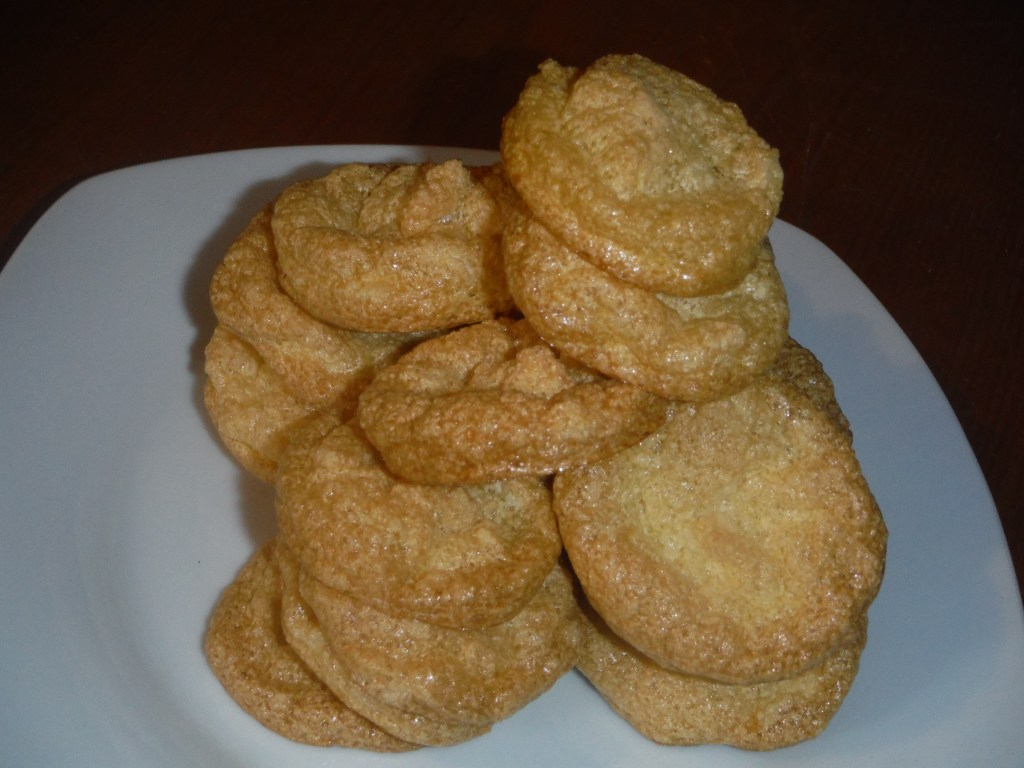 """""""Faux"""" Maple Cookies! #EggFast #LCHF"""