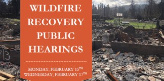 Wildfire Hearings