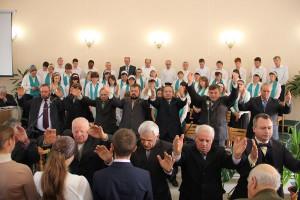 Освячення Дому молитви в м. Лебедині