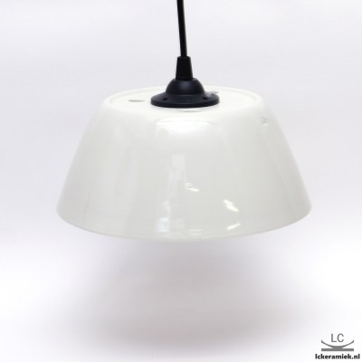 Porseleinen Hanglamp Frustum