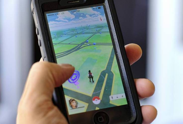 Use Pokemon Go for over 40s dating