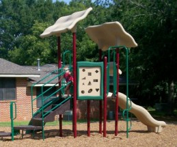 Rockingham playground