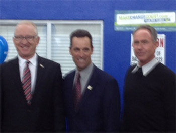 Senator Steve Knight on tour of the Antelope Valley Boys and Girls Club
