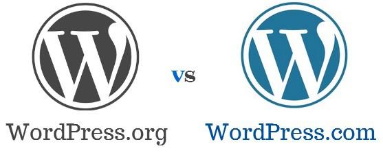 WP.COM與WP.ORG差異