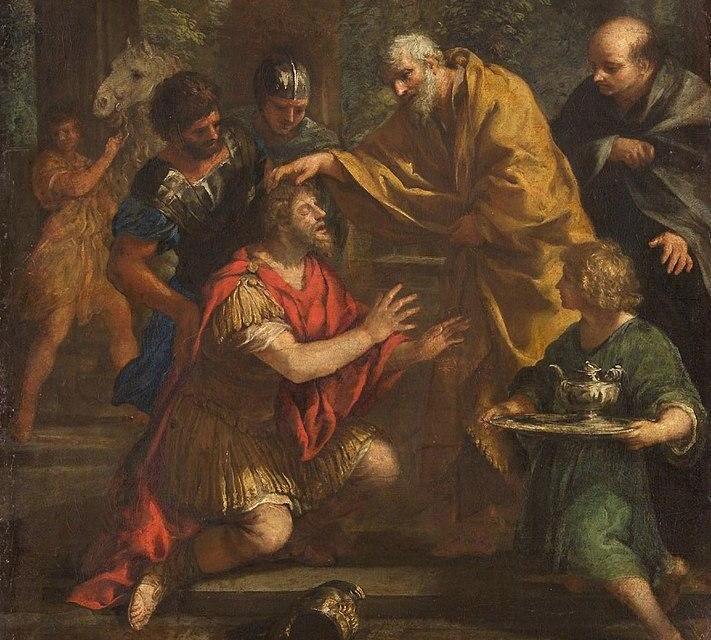 錯了,並不是「逼迫教會的掃羅」變成了「使徒保羅」