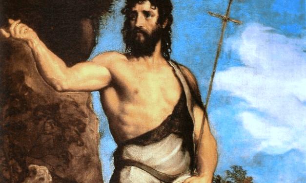 施洗約翰為何對耶穌彌賽亞的身分有了猶豫?