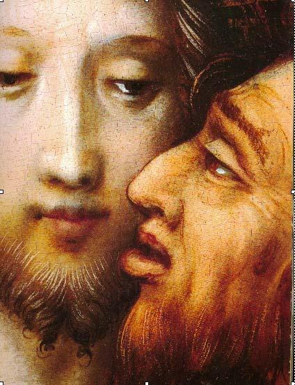 耶穌為什麼揀選猶大?