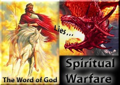 屬靈戰爭 (Spiritual Warfare)