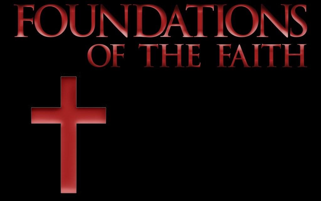 信仰的根基