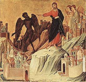 為何馬太與路加記載基督受試探的次序不同?