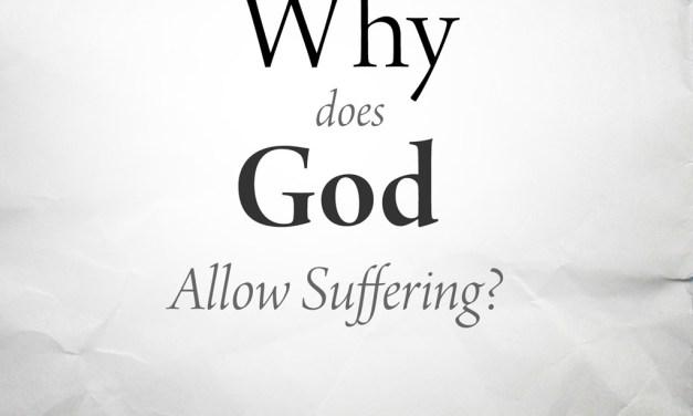 苦難是上帝的錯嗎?