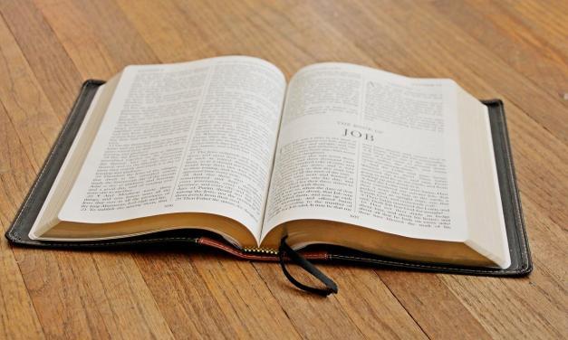 被擊潰的信仰:淺談約伯妻子與她的驚世之言
