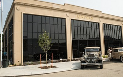 Lincoln Motor Car Heritage Museum Update