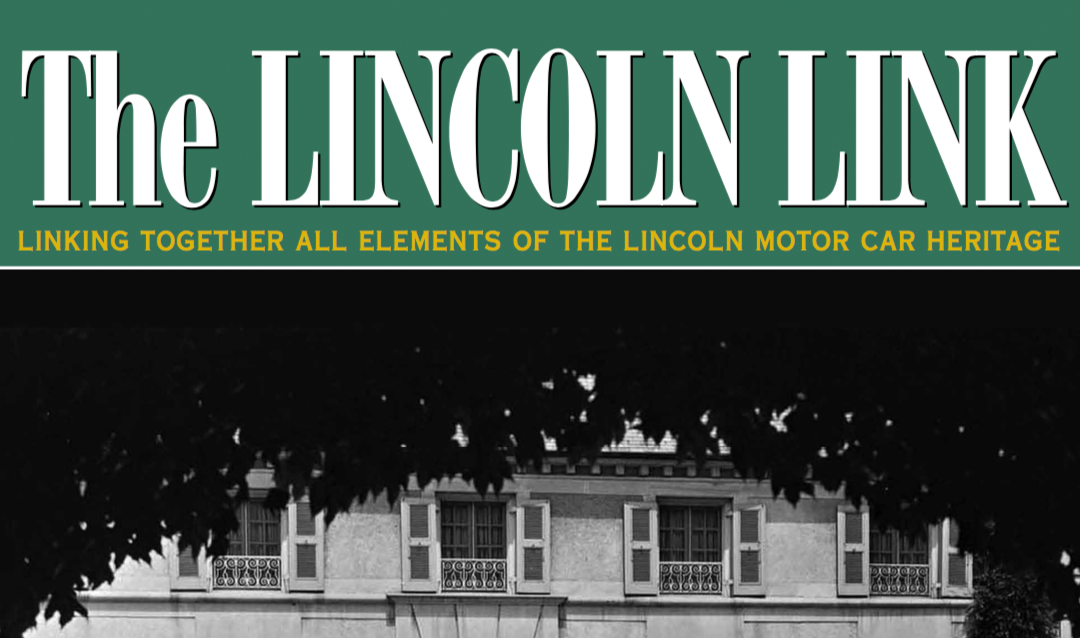The Lincoln Link – Fall 2017