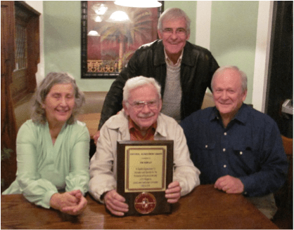 Editor Emeritus Tim Howley Feted by LCOC